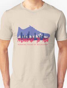 Melbourne to Run Unisex T-Shirt