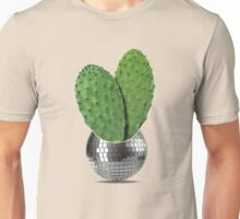 Cactus disco party Unisex T-Shirt