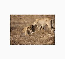 Two Lionesses, Tanzania Unisex T-Shirt