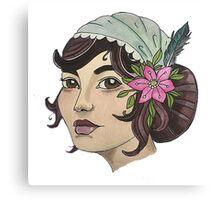 Esme Canvas Print