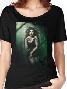 Dark Fairy Women's Relaxed Fit T-Shirt