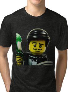 The Lego Waiter Tri-blend T-Shirt