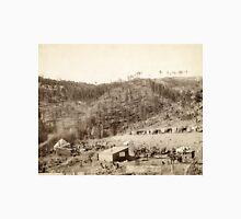 Whitewood Canyon - John Grabill - 1890 Unisex T-Shirt