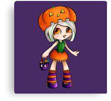 Shopkins OC Halloween Shoppie - Trixie Treat Canvas Print