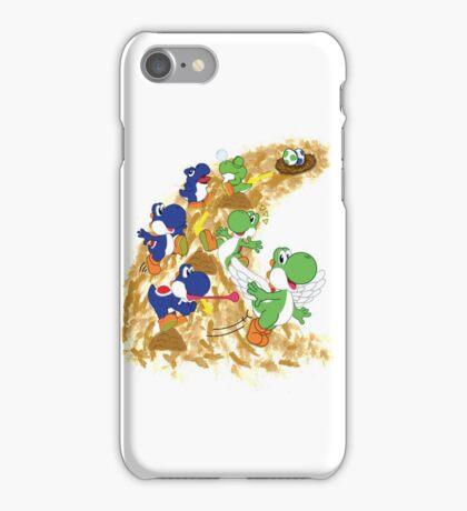 Two Yoshis iPhone Case/Skin