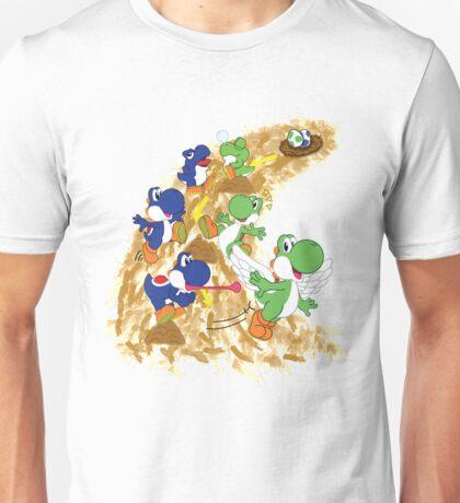 Two Yoshis Unisex T-Shirt