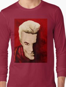 SPIKE from Buffy The Vampire Slayer Long Sleeve T-Shirt