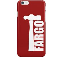 Fargo Hammer of Lester Nygaard iPhone Case/Skin