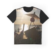Sundowner Drinks Graphic T-Shirt