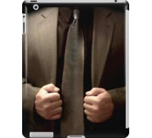 Airbrushed Tie iPad Case/Skin