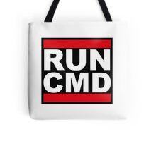 Run CMD Tote Bag