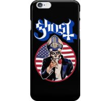 ghost i want you iPhone Case/Skin