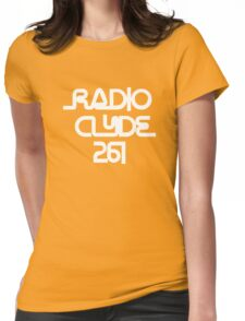 Frank Zappa - Radio Clyde Womens Fitted T-Shirt