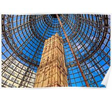 Melbourne Central Shot Tower Poster