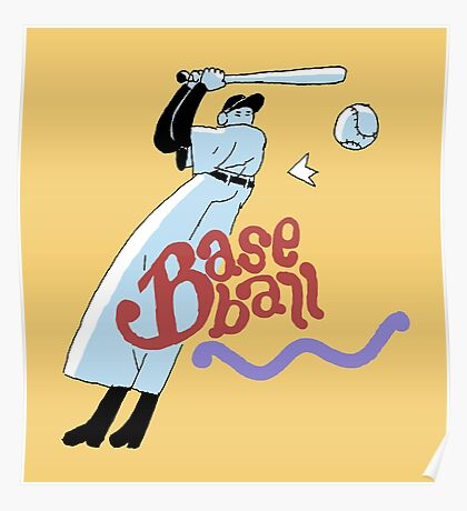 OFF - Baseball Poster
