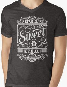 Home Sweet Home - Geek Talk Mens V-Neck T-Shirt