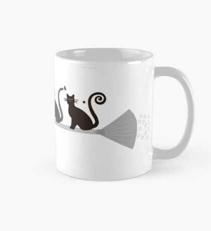 Flying cats Mug