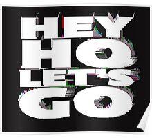 hey ho Poster