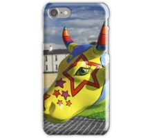 Play Trail - Asperations Cow, Ebrington iPhone Case/Skin