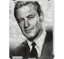 William Holden Hollywood Actor iPad Case/Skin