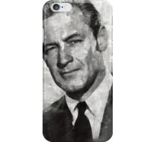 William Holden Hollywood Actor iPhone Case/Skin