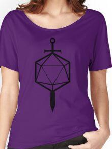 d20 Sword Women's Relaxed Fit T-Shirt