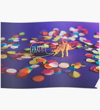 Party Animal! Poster