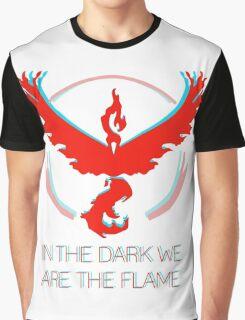 Team Valor - In The Dark Graphic T-Shirt