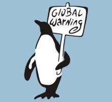 Global Warning One Piece - Short Sleeve