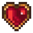 A Gamer's Heart by BitGem