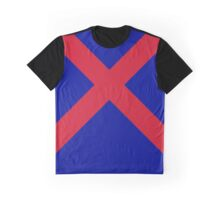 Red X Graphic T-Shirt