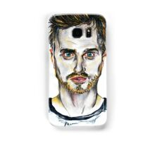 Breaking Bad - Jesse Pinkman Portrait Samsung Galaxy Case/Skin
