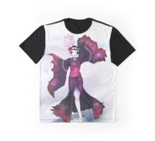 Surreal Geisha Graphic T-Shirt