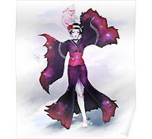 Surreal Geisha Poster