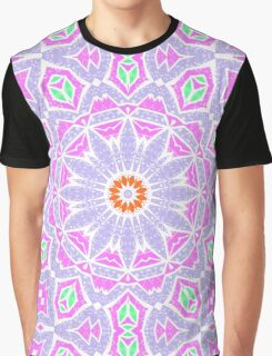 Seamless pattern east ornament with colorful details print, elegant with oriental ornaments Graphic T-Shirt