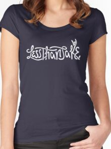 LTJ Women's Fitted Scoop T-Shirt