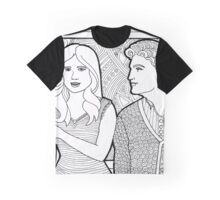 Color me:  Party Moment One Graphic T-Shirt