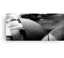 Sails 1, Sydney Opera House Canvas Print