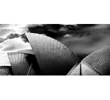 Sails 1, Sydney Opera House Photographic Print
