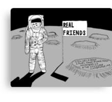 Real Friends (Cambridge, MA) Canvas Print