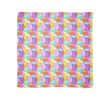 Random Colourful Abstract Bubble Shapes Scarf