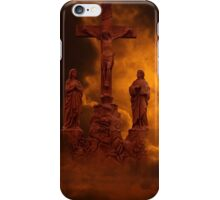 And so the story goes! iPhone Case/Skin