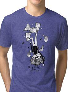 Zodiac Signs: Pisces Tri-blend T-Shirt