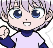 Killua - Hunter x Hunter Sticker