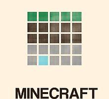 Minimal Minecraft by BADH