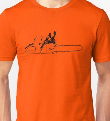 Chainsaw! Unisex T-Shirt