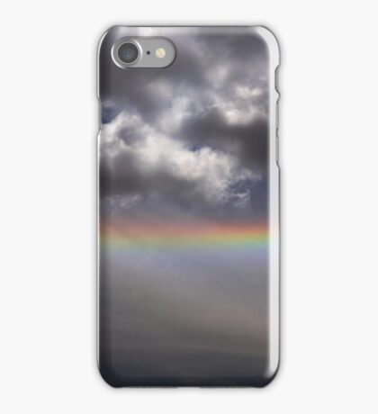 112UpsideDownRainbow5963.jpg iPhone Case/Skin