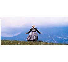 Sound of Music Photographic Print