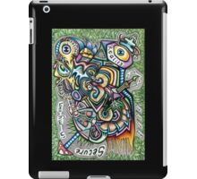161211 Secure In My Own Detached Reality iPad Case/Skin
