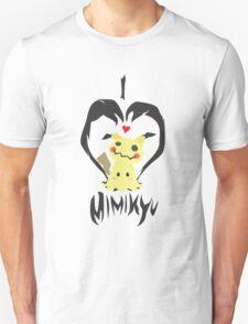 I <3 Mimikyu Unisex T-Shirt